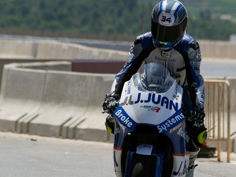 JJuan Racing en Alcarràs