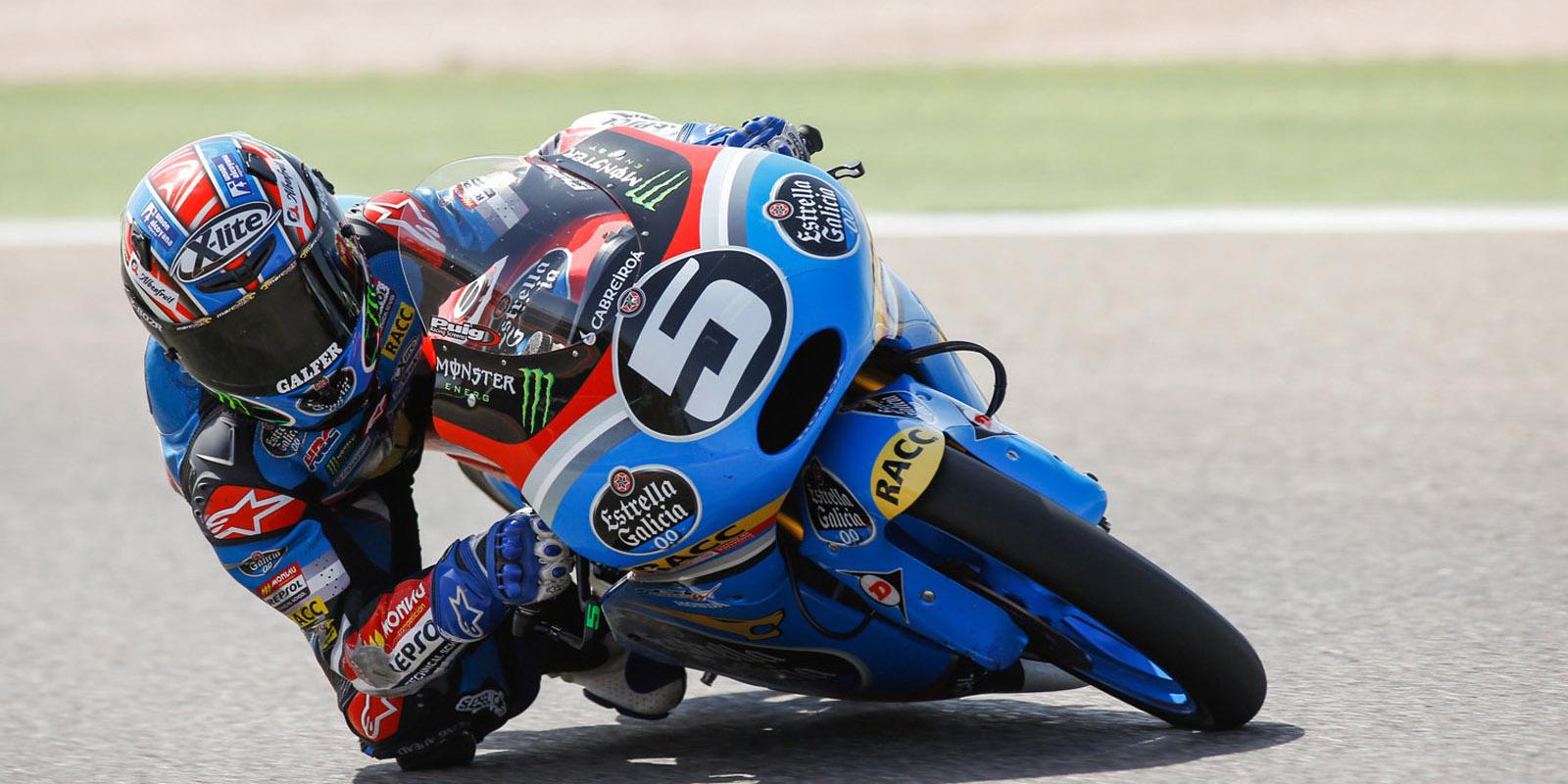 Emocionante fin de semana de motociclismo en Jerez