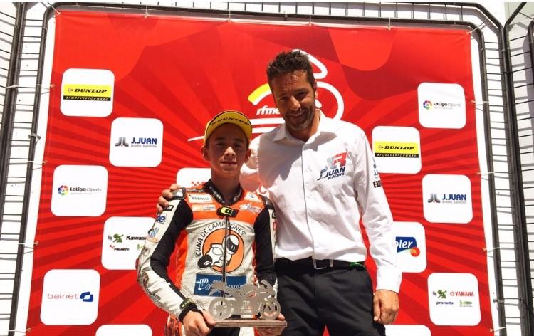 La cuna de campeones se lleva las dos victorias de PreMoto3 en Catalunya