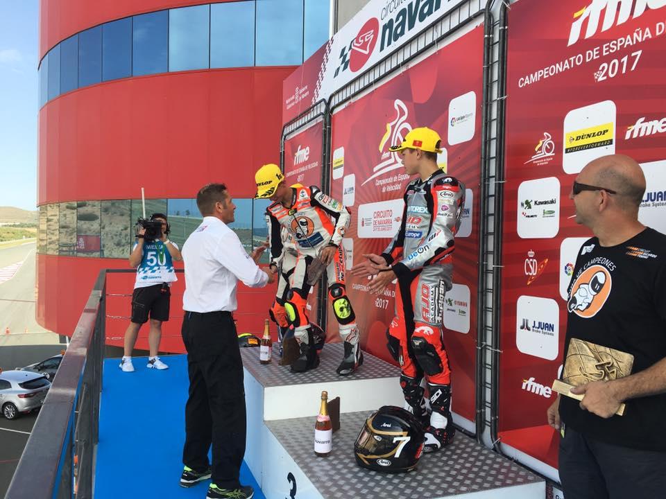 Pedro Acosta suma su segundo trofeo J.Juan