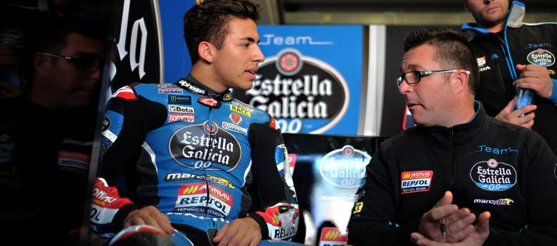 Monlau aspira al título de Moto3 con Enea Bastianini