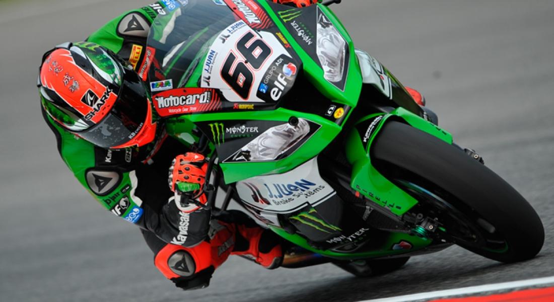 Felicidades a Jonathan Rea y Kawasaki RT por el campeonato de SBK