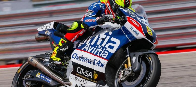 Cheste cierra la temporada de MotoGP con una fiesta del motociclismo