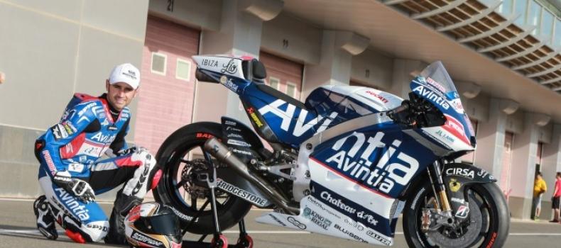 Héctor Barberà 1ª OPEN de Jerez en el gran premio de motoGP