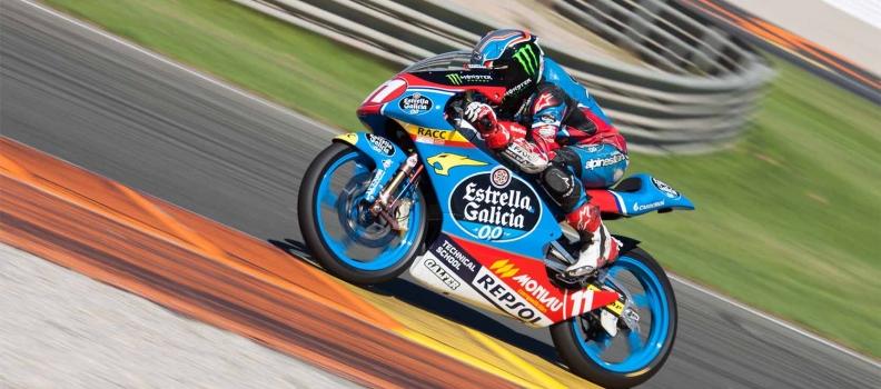 Sergio García, la enésima perla española del motociclismo