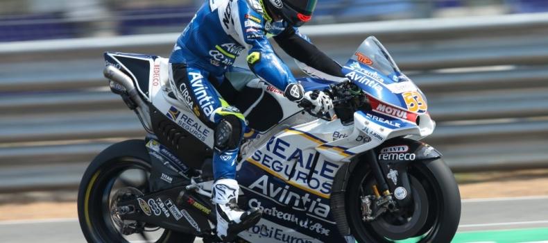 J.Juan, un año más con Reale Avintia Racing